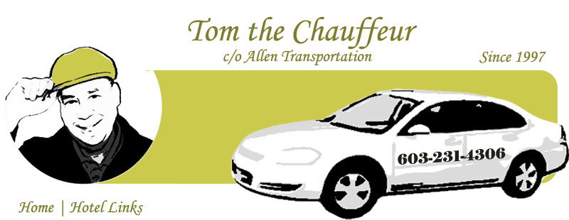 Manchester, NH Airport Taxi Service